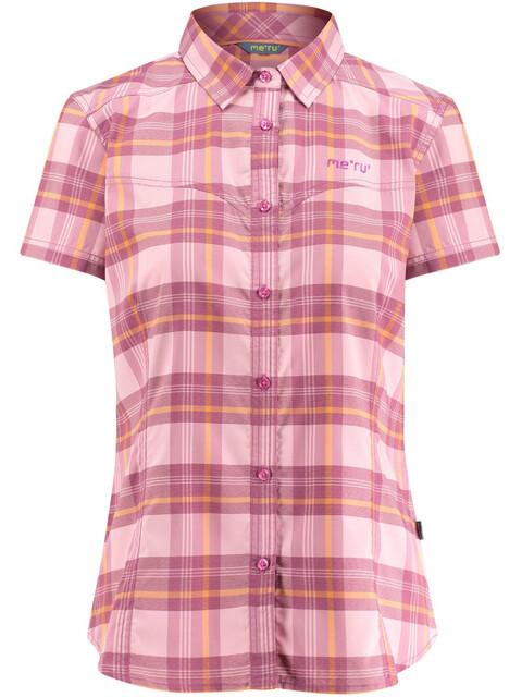 Meru Thiva - T-shirt manches courtes Femme - violet